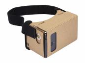 VR Google Cardboard Pro XL voor 4.5 tot 6 inch smartphone