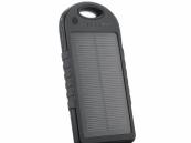 BEACTIFF Solar Powerbank 5000 mAh Externe Batterij