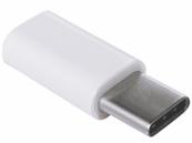 USB Verloopstekker van female micro USB naar male USB-C