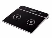 Dual Qi draadloze lader voor 2 geschikte Smartphones