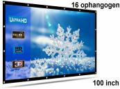 Beamer scherm, projectiescherm 100 inch 16:9 285gram